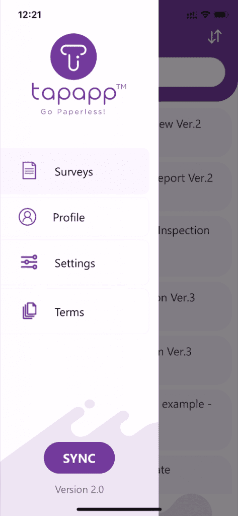 Tapapp Mobile Forms & Surveys